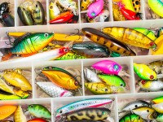 Собирать пазл Fishing hooks онлайн