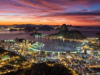 Собирать пазл Rio de Janeiro онлайн
