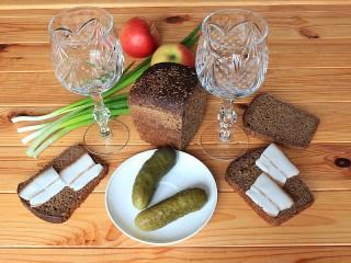 Собирать пазл Russian snack онлайн
