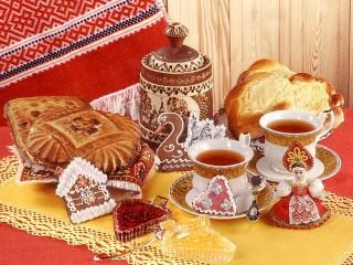 Собирать пазл Russkiy kolorit онлайн