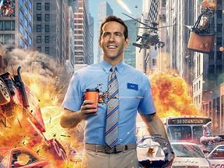Собирать пазл Ryan Reynolds онлайн