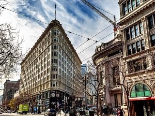 Собирать пазл San Francisco онлайн