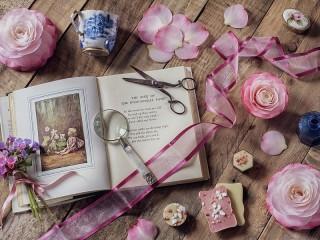 Собирать пазл A collection of poems онлайн