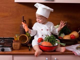Собирать пазл Chef онлайн