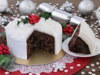 Собирать пазл Chocolate in the snow онлайн