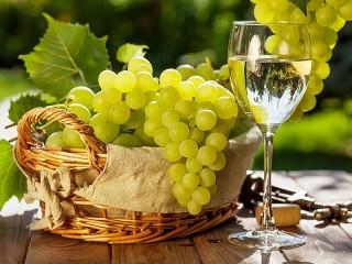 Собирать пазл Sunny grapes онлайн