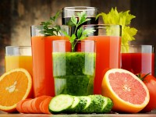 Собирать пазл Fresh drinks онлайн