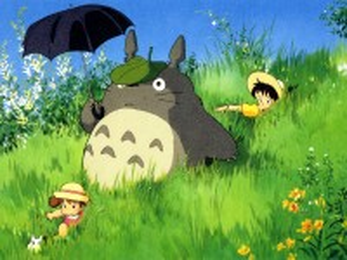 Собирать пазл Totoro онлайн