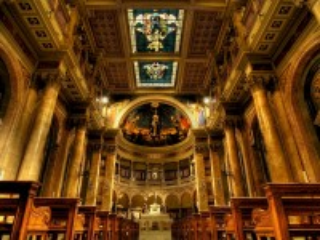 Собирать пазл The Church in Rome онлайн