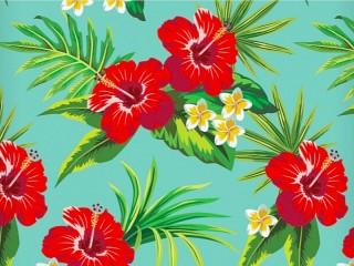 Собирать пазл Flowers and leaves онлайн