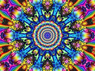 Собирать пазл Color movement онлайн