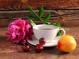 Собирать пазл Tsvetok i chay онлайн