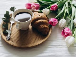 Собирать пазл Morning for you онлайн