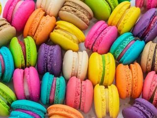 Собирать пазл Delicious rainbow онлайн