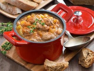 Собирать пазл The magic saucepan онлайн