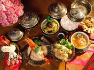 Собирать пазл Oriental cuisine онлайн