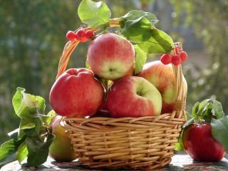Собирать пазл Apples 2 онлайн