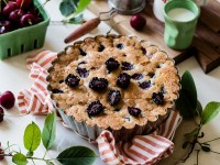 Собирать пазл Berry pie онлайн