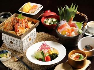 Собирать пазл Japan dinner онлайн