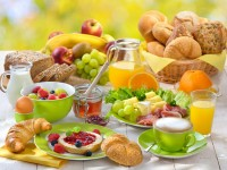 Собирать пазл Breakfast with taste онлайн