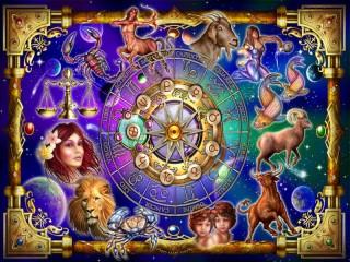 Собирать пазл Znaki zodiaka 2 онлайн